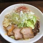 コトホギ - 野菜たっぷりラーメン