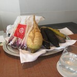 shirato - 前にあった野菜