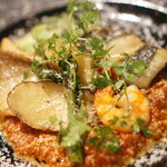 香材創作食房 アーユ - 魚介のトマトソース