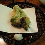 Kifunekiraku - 山菜の天麩羅