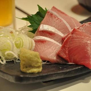 鮮魚を活かした海鮮料理