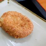 こがね製麺所 - コロッケ