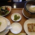 香港酒家 富紀 - 料理写真:点心セット。