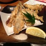 shikiya - イワシの天ぷら