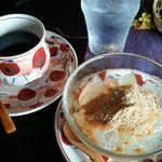 海女の家 五左屋 - コーヒーとところてん
