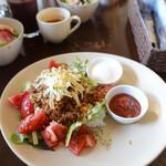 EMPORIO cafe&dining - タコ・ライス