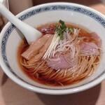 中華そば ます田 - 料理写真:中華そば