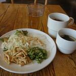 the Canteen - サラダ・スープ・ドリンク