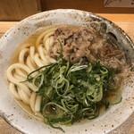 ふたば製麺 - 料理写真:肉うどん