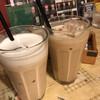 グッディ グッディ - ドリンク写真:ミルクティー(アイス) アーモンドカフェオレ(アイス)