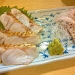 飛騨 - 【春】炙り赤ムツ(のどぐろ)