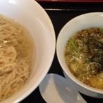 京都天下ご麺 - 鶏塩つけ麺(850円)