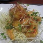 お好みキッチンK  - エビチリマヨソース2012.5