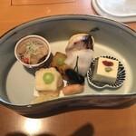 日本料理 佳香 - 料理写真: