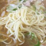 珍達そば - 麺
