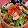 イル キャンティ ビーチェ - 料理写真:カリブサラダ