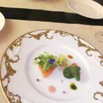 ノーザンテラスダイナー - ディナー 黒部和牛ステーキ等のコース 8000円(税込)【2016年3月】
