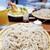 手打ち蕎麦 山がた - 料理写真:天ざるそば