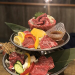 大阪焼肉HANABI - 花火盛り