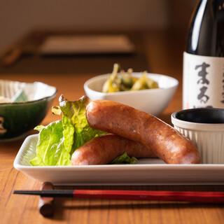 おつまみ3品+飲み放題コースはクーポン利用で500円お得に!