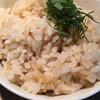 くそオヤジ最後のひとふり - 料理写真:貝めし