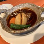 ステーキ&ワイン 存じやす - 料理写真:とろっりやわらか国産牛ビーフシチューデザート付2970円