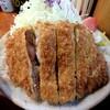 とんかつ 竹亭 - 料理写真:上とんかつ