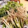 いな穂 - 料理写真:見事なセリ