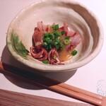 和菜酒房 おりべ - お通し