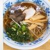 麺鯉 - 料理写真:醤油ラーメン
