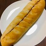 ちいさなパン焼工房 BLANC - 料理写真:もちもち きなこミルク   150円なり