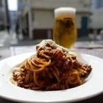 モンナカーノ - 熟成牛の手作りボロネーゼ