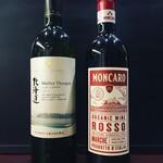 BISTRO MIMI - グラスワイン
