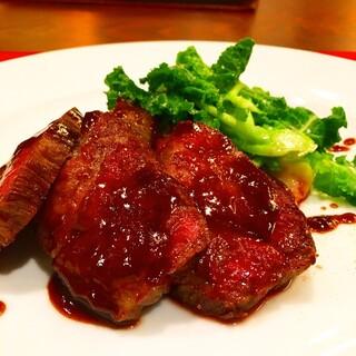 【自慢の肉料理】道産や国産にこだわった肉料理!