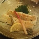 玄海鮨 - あなごの白焼き