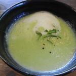 12813525 - ランチセットのブロッコリースープ