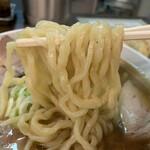 手打らーめん 玄 - ツルモチ麺