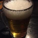 マヤレストラン - ビール