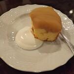 128136171 - 林檎のサワーケーキ