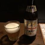 高砂游心 - 瓶ビール
