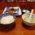 牛たん 藤次郎 - 仙台名物 牛たん焼(3枚6切れ)定食+とろろ
