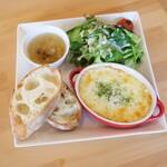 ヨンヒキノネコ - 料理写真:チーズ焼きセット