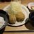 和牛それがし - 料理写真:メンチカツ定食 1,200円