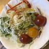 ヒッコリーウェスト - 料理写真:ランチサラダ