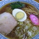 〇安 - 料理写真:中華そば正醤500円