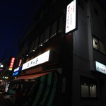 江戸っ子 - 外観