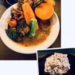 スープ・カレー・イシバ -