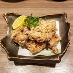 酒彩 粋 - 若鶏の竜田揚げ 680円