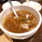 くわはた - しょうがのスープ