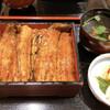うなぎのきむら - 料理写真:うな重 松(4,260円)